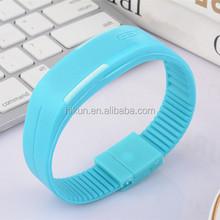 Fashion boy or female lovers sports led watch,Led Watch Silicone