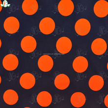 red and white Polka dot fabric for swimwear fabric