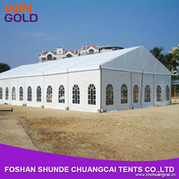 Luxury wedding marquee cheap party tents big party tent for sale