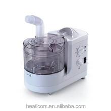 Hospital médico ultrasónico con ce, Portable nebulizador ultrasónico nebulizador ( H402AI )