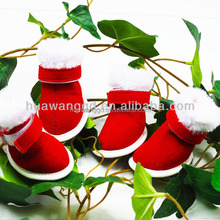 Popular Christmas dogs shoes decorations, dog shoes pet shoes dog shoes for winter, waterproof pet shoes