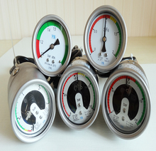 short lead time reliable SF6 leak detector or realy sf6 manometer,sf6 gauge with signal lines