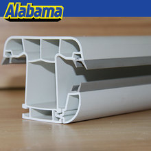 factory name of color co-extruded pvc profile