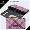 PU leather handbag wallet for shopping wallets