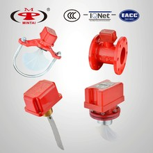 Saddle/Welded/Threaded/Flanged Water Flow Switch/Indicator