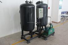 PUXIN fiberglass biogas desulphurization system for 900cbm a day, 900cubic metre a day, 900cubic meter a day biogas flow