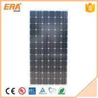 New Products RoHS CE TUV Monocrystalline Silicon Best Price Per Watt Solar Panel