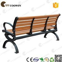Design promotional foundry benches outdoor furniture