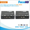 120m HDMI Over lan extender rs232 full HD 1080p with POE pass through