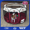 Pet puppy playpens exercise pens,fabric playpen pet play pen,pet enclosure with nets pet playpen