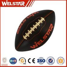 Manufacture supply custom Laminated American Football PU PVC American football for training