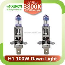 Oem H1 100W P14.5s 3800K flashing lights 12v car