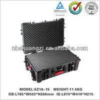 vedio camera equipmnet hard shell carrying case