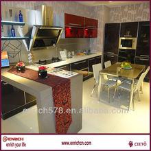 Hot sale 2013 new design lacquer kitchen cabinet