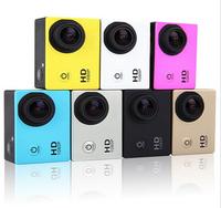 2015 action camera 2.0 LCD screen wifi 1080p outdoor helmet SJ6000 camera
