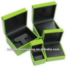 2012 fashion green series wooden Jewelry box,hot sale