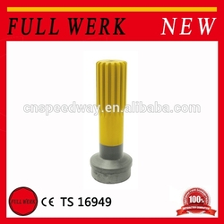 Newest Design FULL WERK Spicer No.250-82-21X Series SPL250 YOKE SHAFT japanese used car