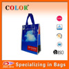 BSCI audited factories and factory direct sale non woven promotional tote bag with OEM&ODM