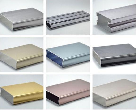 Pengtu for Colores de perfiles de aluminio