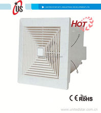 in-out air 6inch/8inch/10inch/12inch exhaust fan ventilating fan ceiling mounted ventilating fan for air clear use