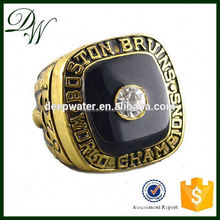 1970 Sport hockey mens alloy rings, baseball rings, custom cheap sports rings