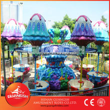 Exciting hot sale children games happy jellyfish for outdoor family games