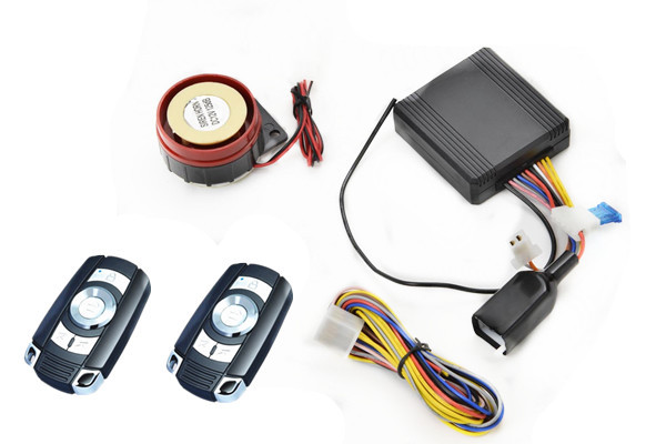 Latest Alarm System Motorcycle With Nice New Remote
