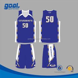 100% polyester sublimated team club custom basketball jerseys basketball uniform design