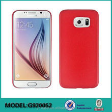 Ultra thin leather case for Samsung galaxy S6 , phone case for Samsung galaxy S6