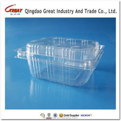 Blister Clear Packing Fruit Cherry Tomato Container