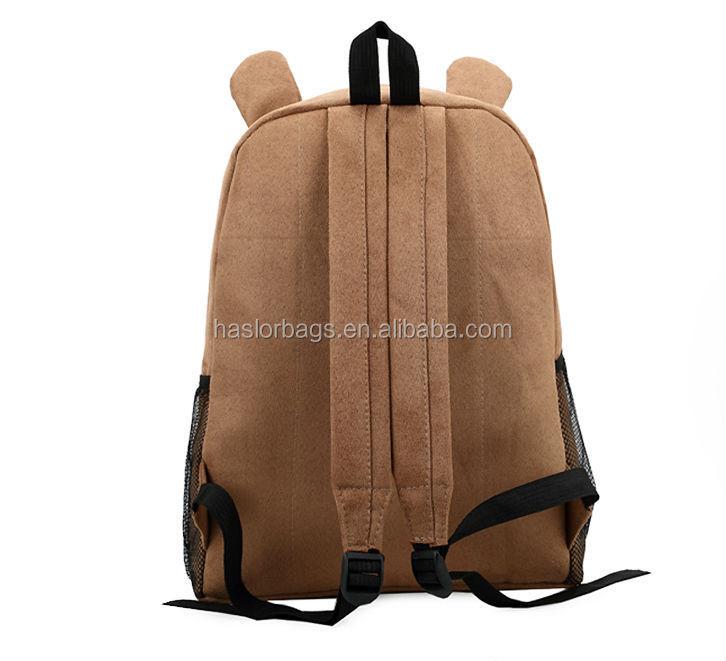 2015 belle conception sacs à dos pour les filles de la chine gros