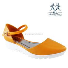 fancy girls sandals sex high heel sandal pointed sandals with belt