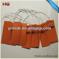48V Universal Electric Silicone Pad Heater
