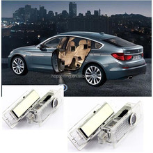 For BMW F30 F31 F32 F34 LED Logo laser projector/LED Welcome ghost shadow light/For BMW logo LED light