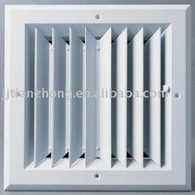 Extruded Aluminum Sidewall/Ceiling Diffuser 2-Way Corner
