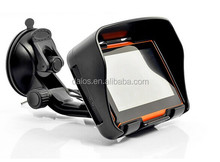 Motorcycle GPS navigator! 4.3'' waterproof!128M DDR+8gb nand flash+BT+free map of Whloe Europe countries