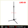 LMS-08 Professional Heavy Duty Audio Microphone Stand
