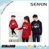 New fashion sweet hoody family matching clothes in winter family set clothes custom