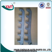 High Reputation OEM OE Manufacturer Truck Engine Spare Parts Cylinder Head Outlet Water Pipe 61500040102