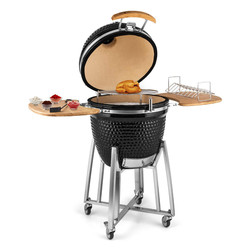 High Quality Auplex Kamado BBQ Barbecue kitchen appliance