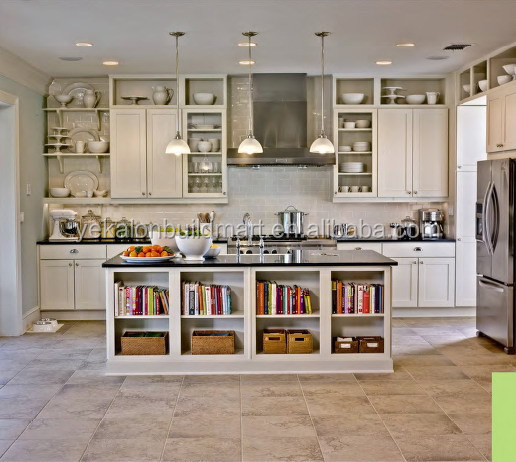 Yekalon 2015 Hot Sale Ghana Prefab Lacquer Kitchen Cabinet