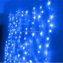 outdoor/inddor christmas decor led curtain light solar Low Voltage Battery Operated Mini LED String Light