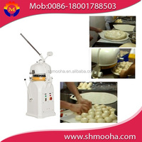 30pcs semi-automatic dough ball divider rounder /dough portioner rounder