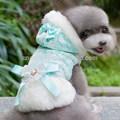 Encaje de algodón ropa de perro, ropa para perros, ropa para mascotas