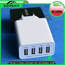 CE,RoHS,FCC Approved us plug wall ac charger , ODM/OEM quick deliver power sockets with US EU plug