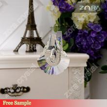 La muestra libre AAA calidad superior venta al por mayor araña de cristal prisms