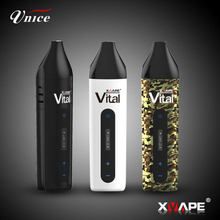 Vnice new coming fast heating vaporizer,portable dry herb vital vaporizer,e cigarette