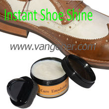 Hanor Shoe Cream for smooth leather/Shoe Care Products/Lanolin Cream