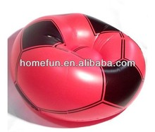 inflatable football fashion sofa for promotion in 2014