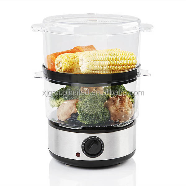 Small Food Steamer ~ Home electric mini food steamer with ce rohs etl xj